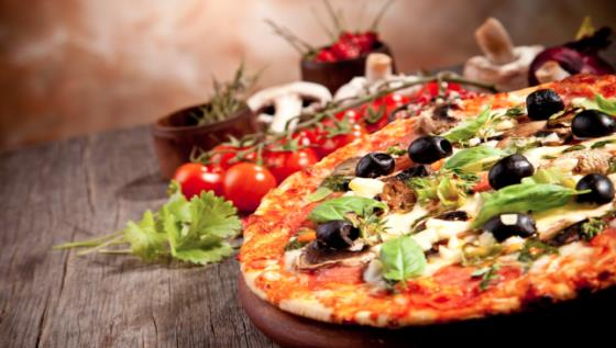 JEEP CAFE PIZZA OFFER